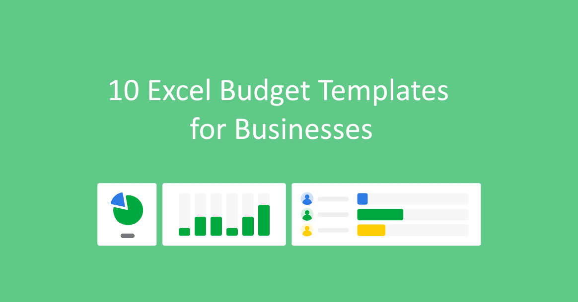 10 Best Excel Budget Templates For Your Business